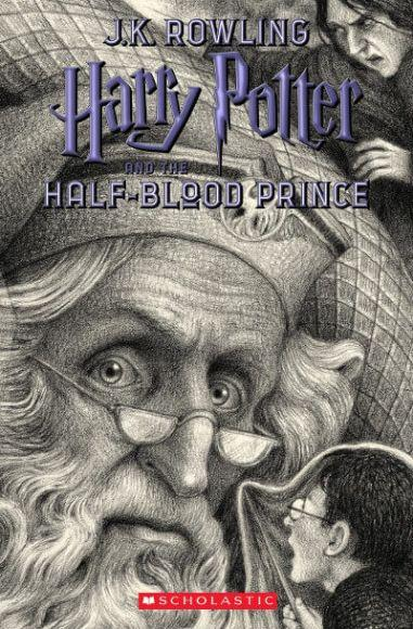 harry potter copertine ventesimo anniversario