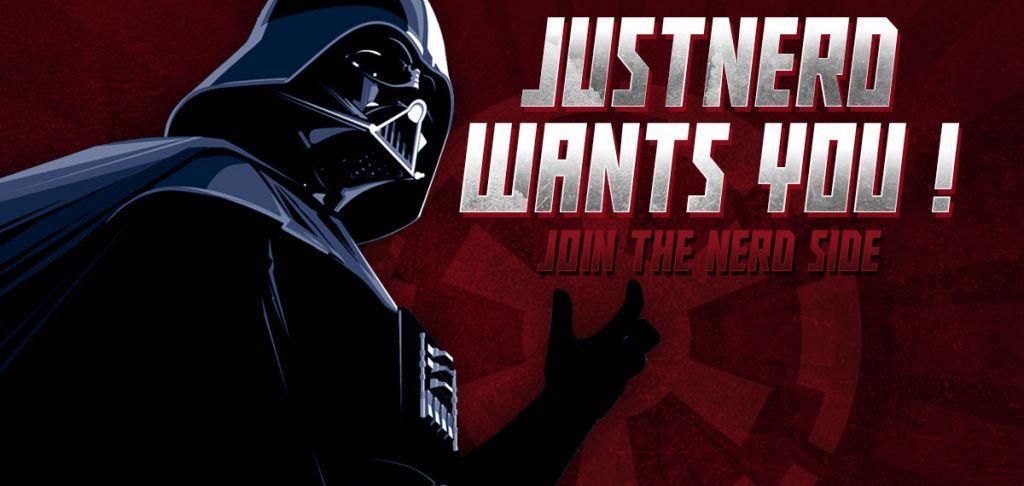 justnerd wants you