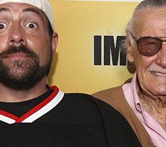 kevin Smith Stan lee