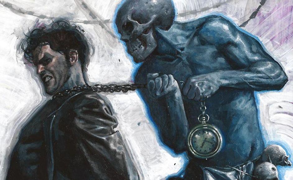 morgan lost dark novels 5 cover