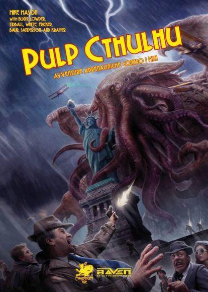 Il Richiamo di Cthulhu – Pulp Cthulhu
