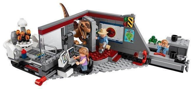 set LEGO per il 25esimo anniversario di Jurassic Park