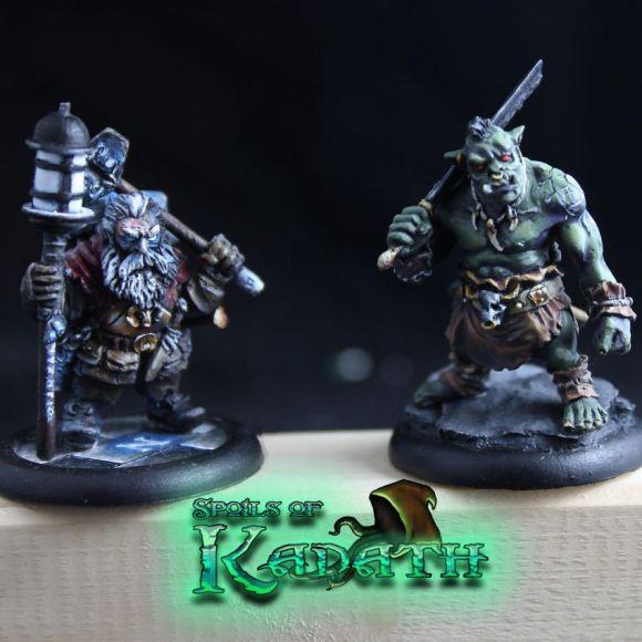 spoils of kadath 1
