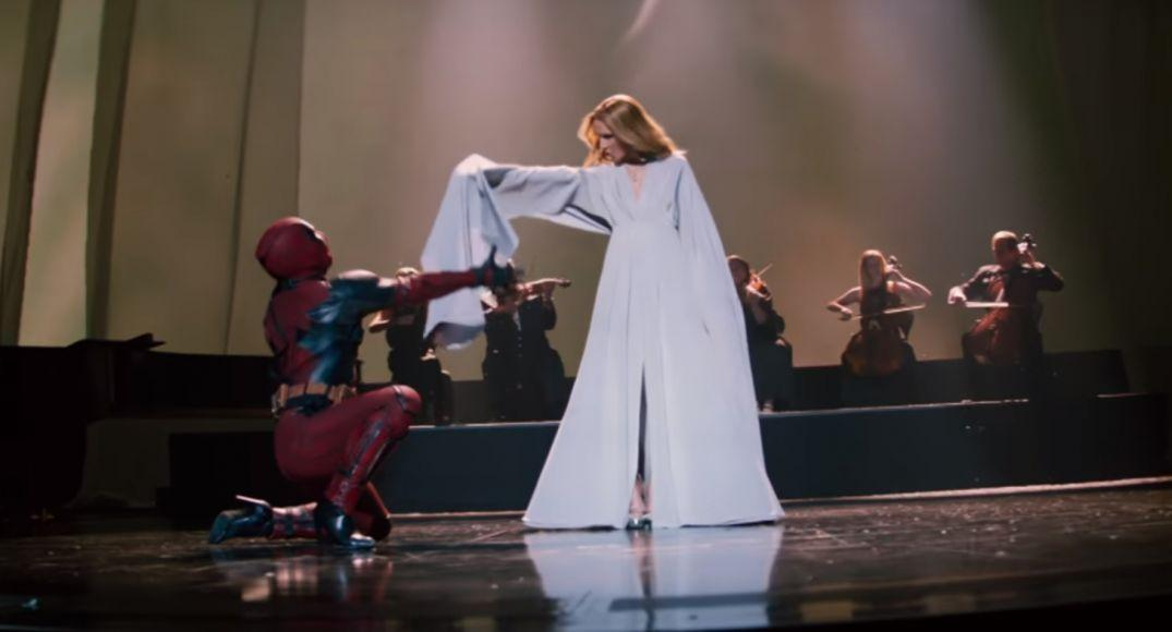 Celine Dion Deadpool 2