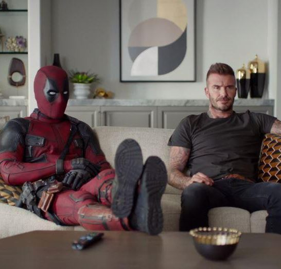 Deadpool David Beckham