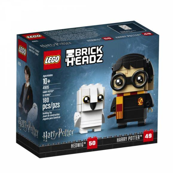 LEGO BrickHeadz di Harry Potter