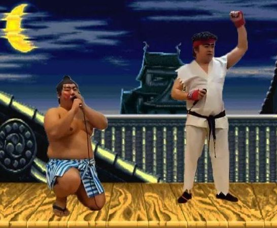 No Motion Street Fighter II