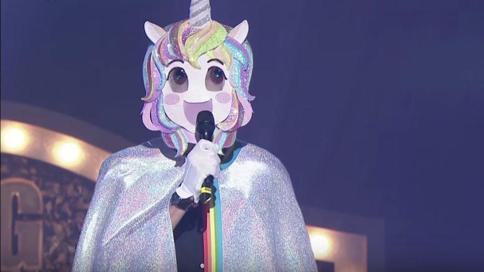 Ryan Reynolds unicorno