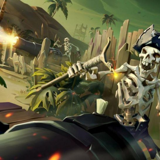 Sea of Thieves: The Hungering Deep