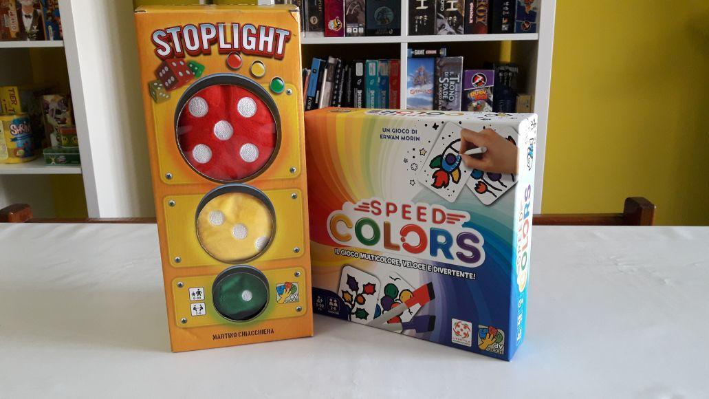 stoplight speed colors