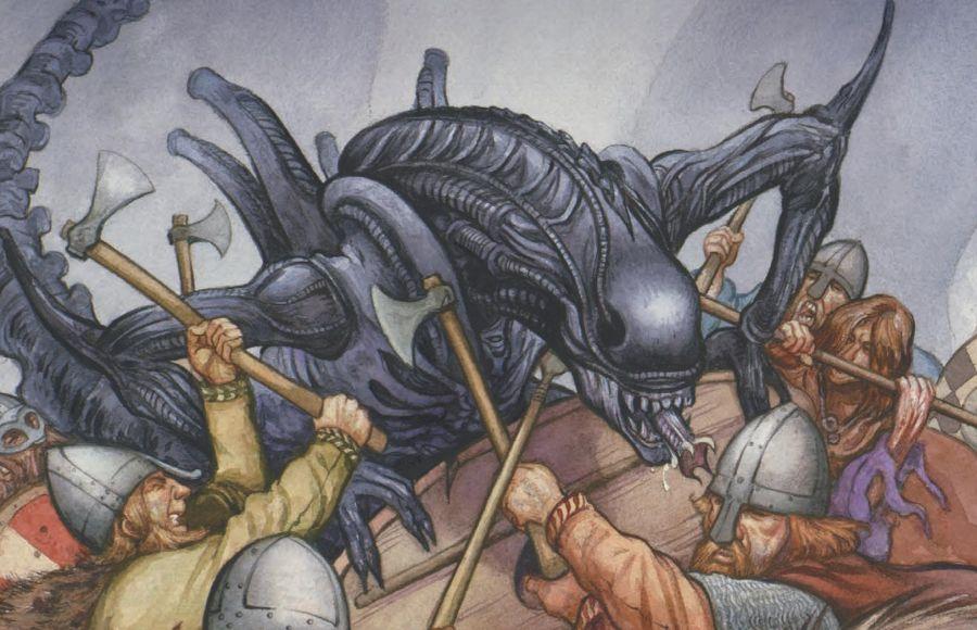 aliens 14 cover