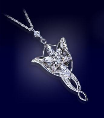 Collana Stella del Vespro