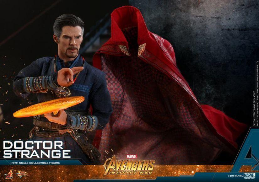 doctor strange action figure