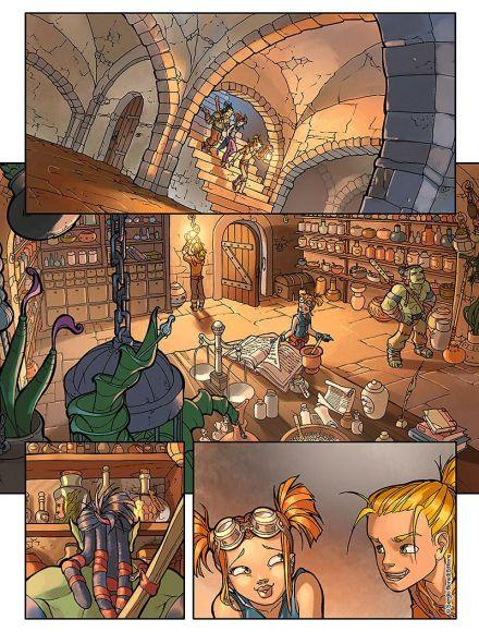 dragonero adventures 2