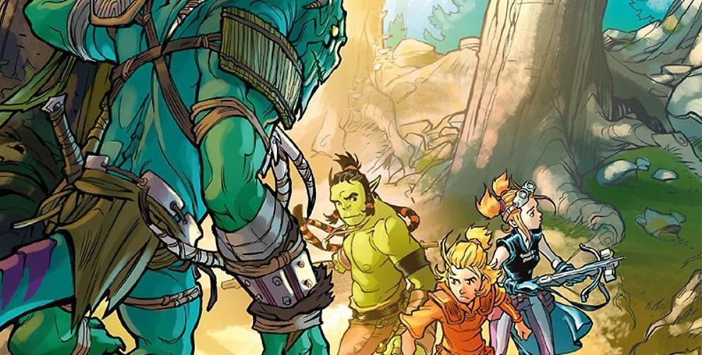 dragonero adventures cover 2