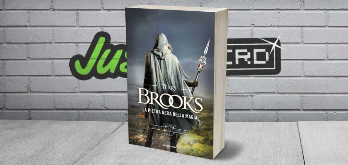 la pietra nera della magia Brooks