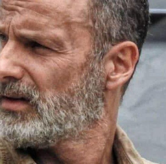 The Walking Dead 9 - Rick Grimes