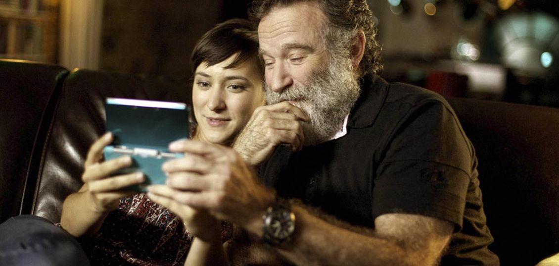 Zelda figlia di Robin Williams