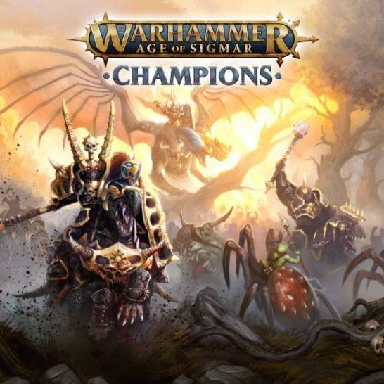Age of Sigmar: Champions