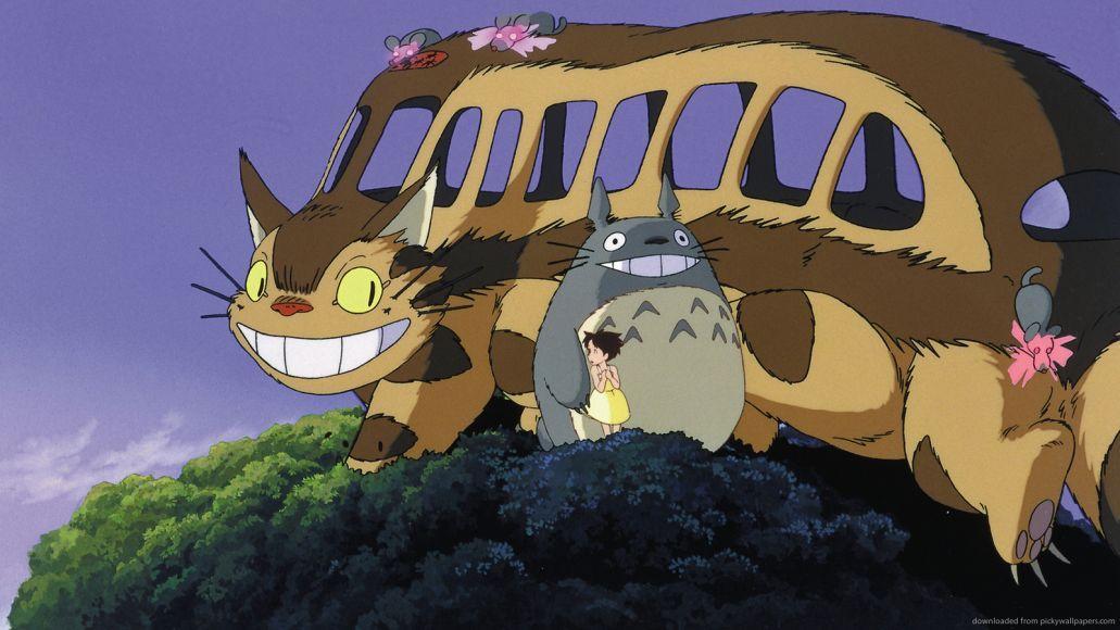 Gattobus Il Mio Vicino Totoro