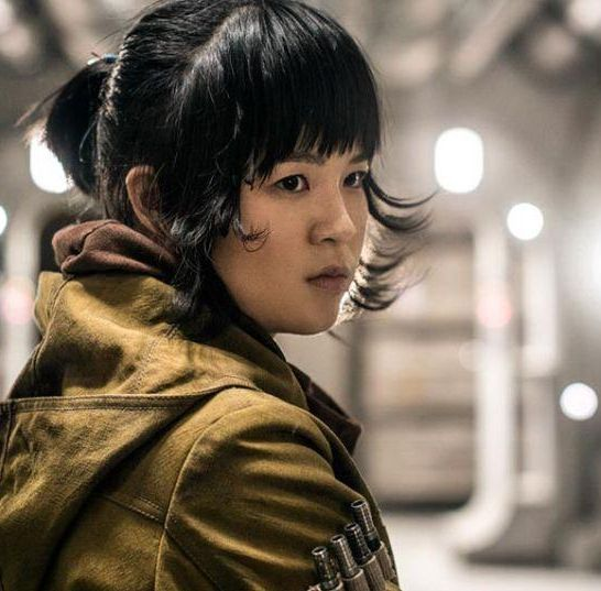 Kelly Marie Tran Rose Tico