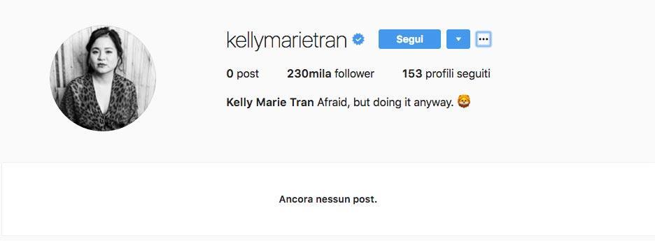 Kelly Marie Tran nstagram