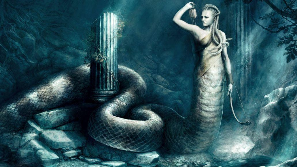 Miti Greci Medusa