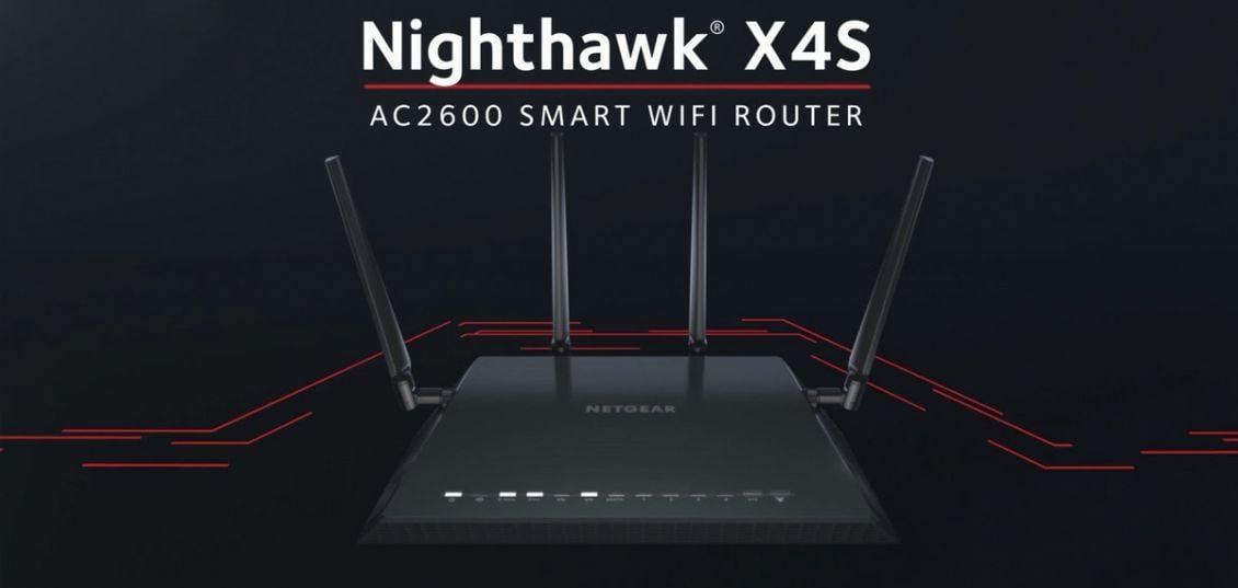 Netgear R7800 Nighthawk X4S