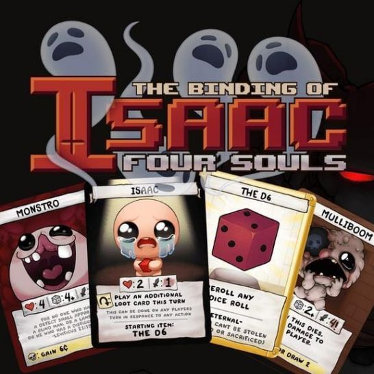 card game di The Binding Of Isaac
