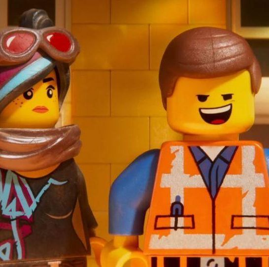 trailer italiano di The Lego Movie 2
