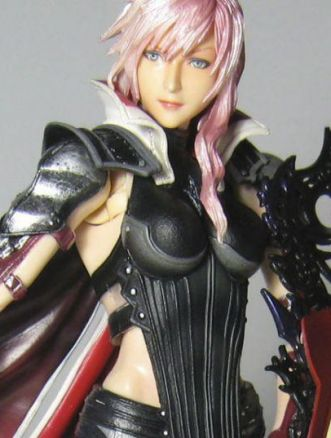 Action Figure di Final Fantasy