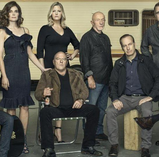 cast di breaking bad