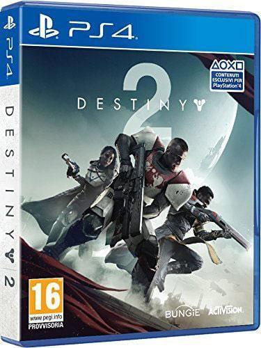 Destiny 2 + DLC Esclusivo Amazon per PlayStation 4