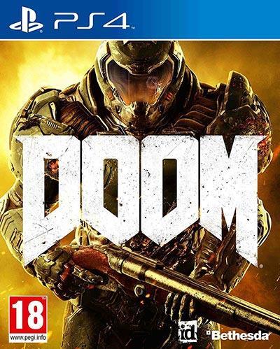 Doom – Edizione Day One per PlayStation 4