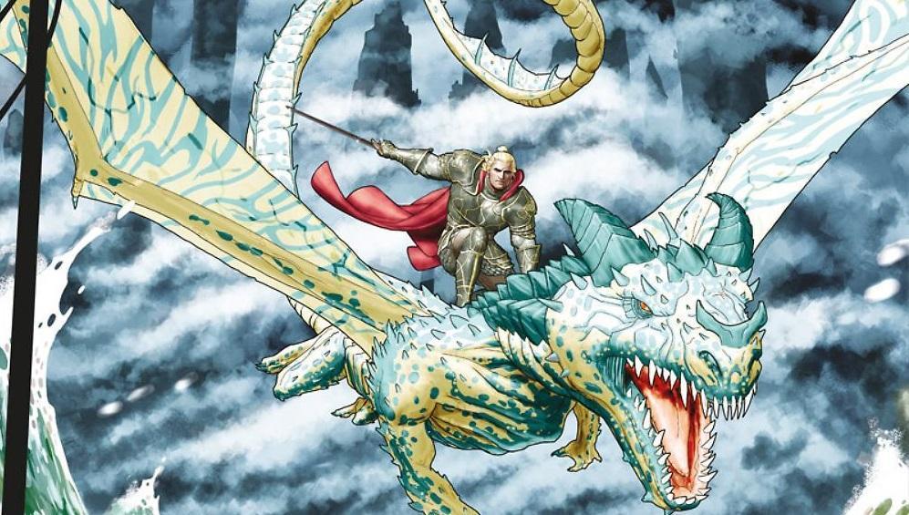 dragonero 61 cover