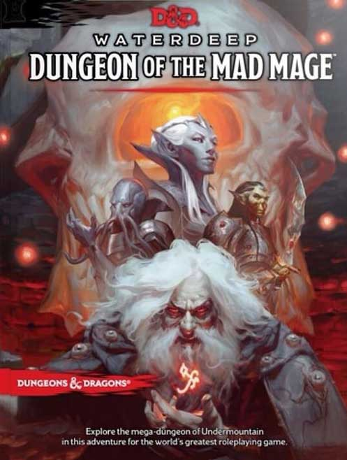 Dungeons & Dragons – Waterdeep: Il Dungeon del Mago Folle