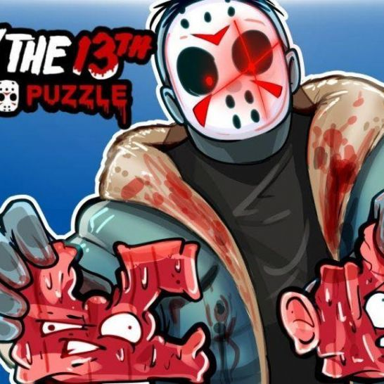 friday 13th killer puzzle cover