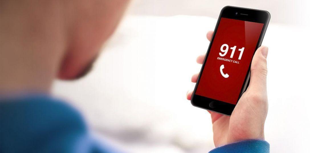 posizione dell'iPhone chiamata emergenza