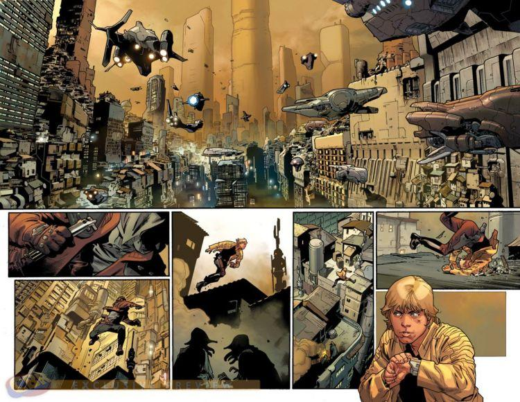 le avventure di luke skywalker 3