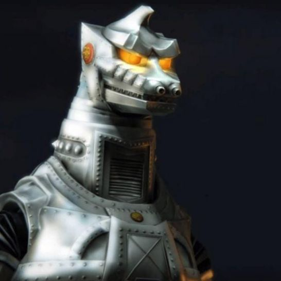 cosplay di mechagodzilla