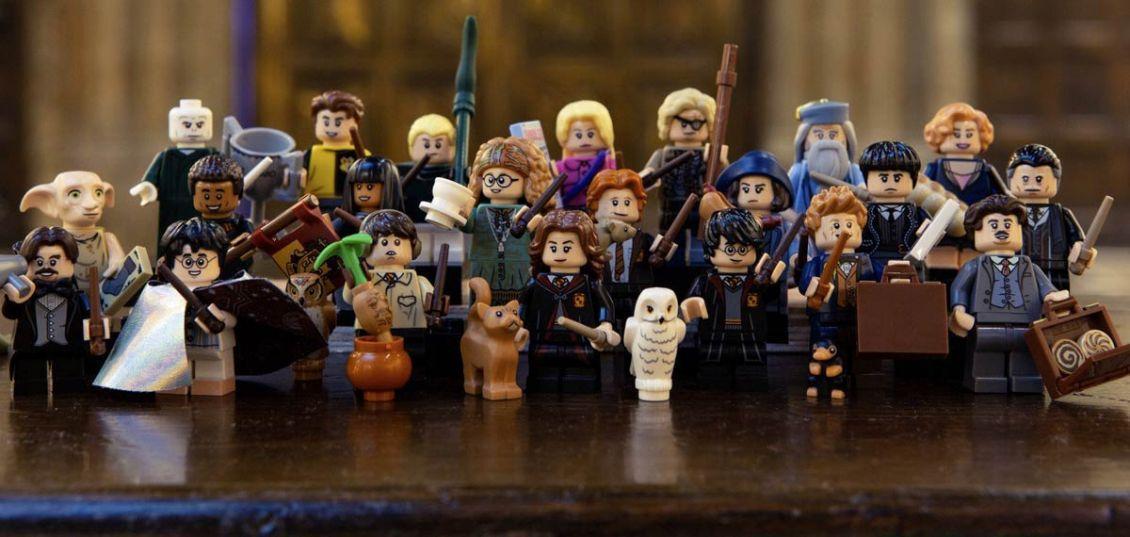 Ecco La Nuova Collezione Di Minifigure Lego Di Harry Potter