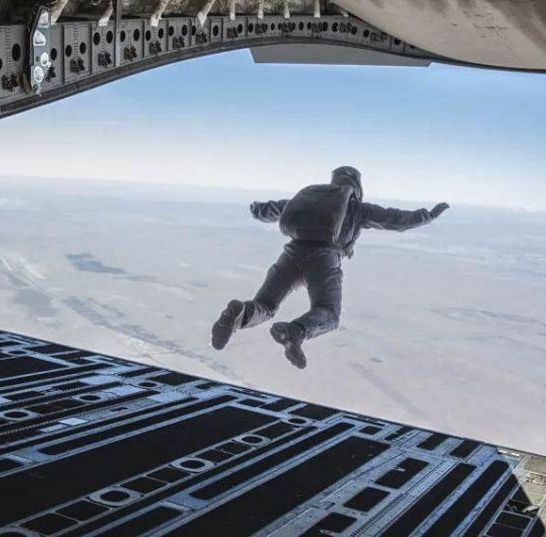 Mission: Impossible – Fallout salto halo
