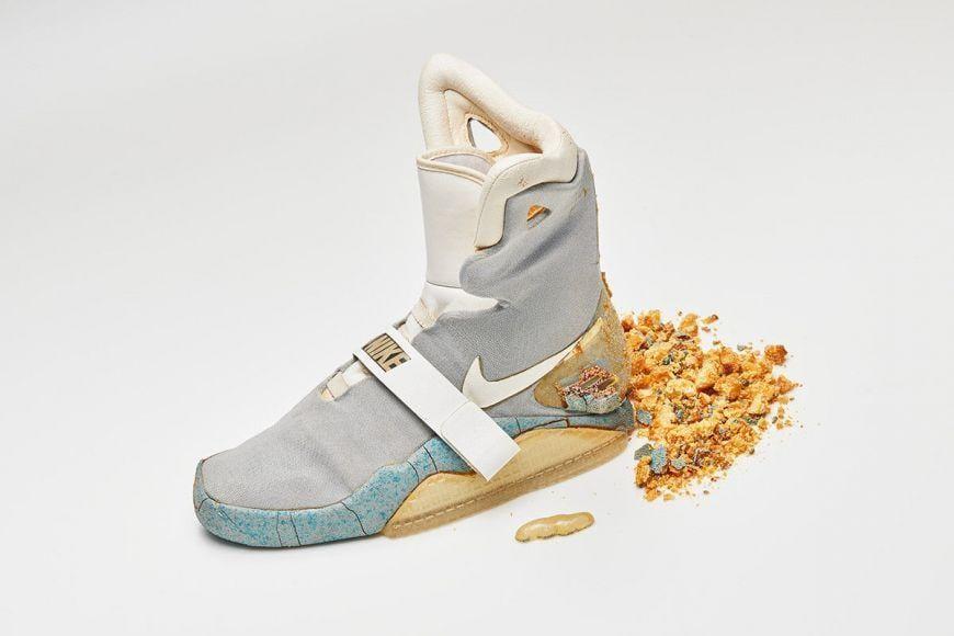 scarpe originali di Ritorno al Futuro 2