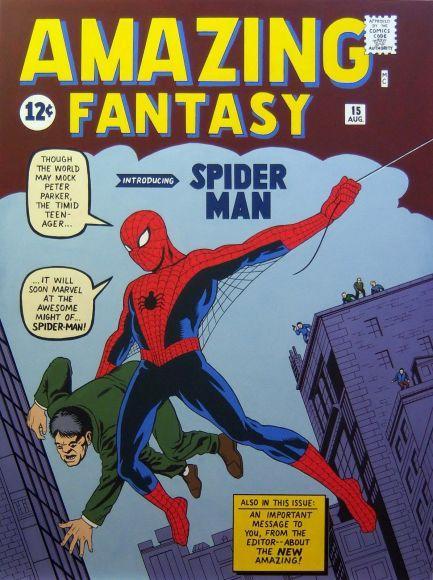 10 fumetti più rari e costosi del mondo amazing fantasy 15