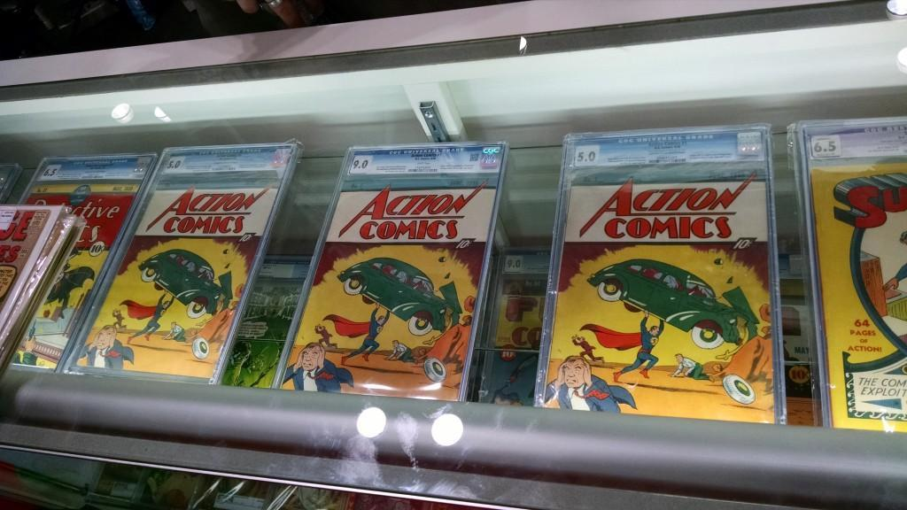 fumetti più rari e costosi al mondo