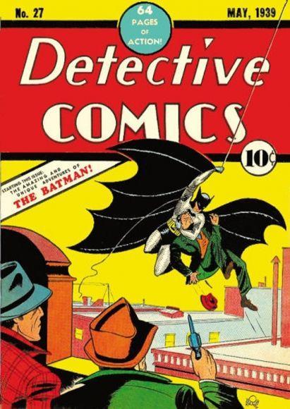 10 fumetti più rari e costosi del mondo detective comics 27