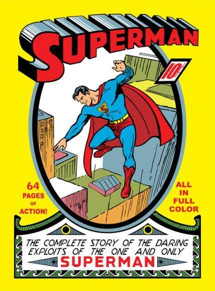 10 fumetti più rari e costosi del mondo superman 1