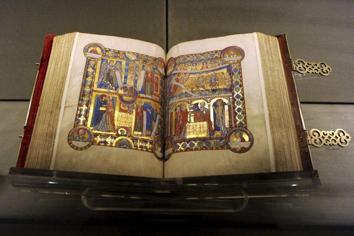 Evangeliario di Enrico il Leone