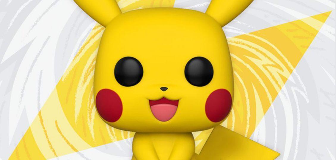 Funko Pop di Pikachu