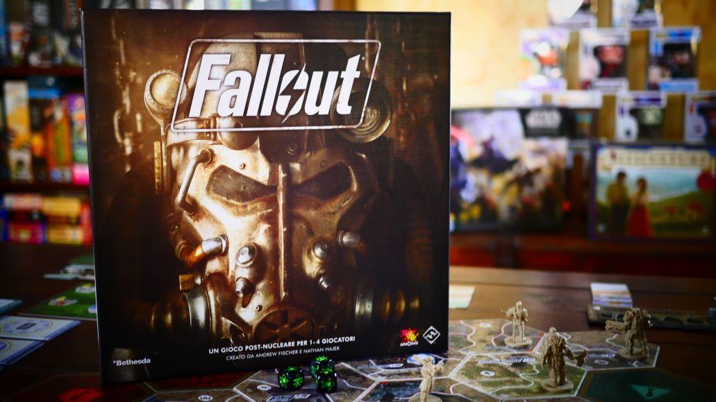 Gioco da Tavolo di Fallout